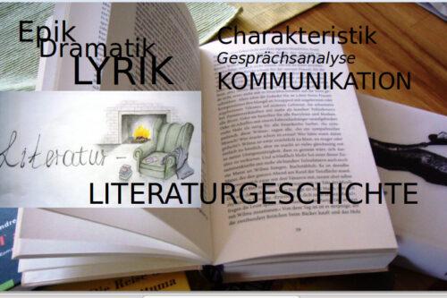 Deutsch Literatur Verstehen